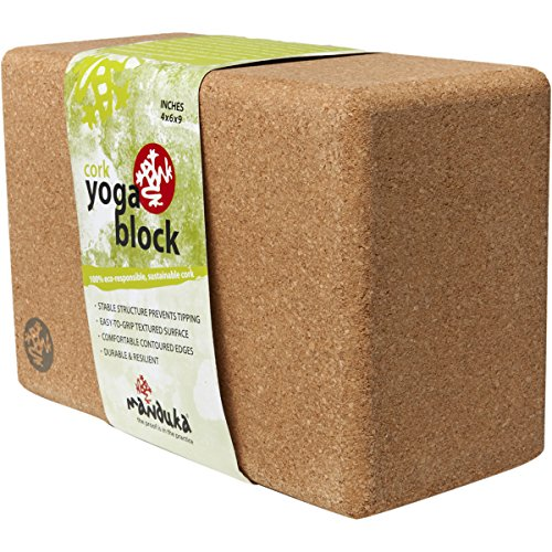 Manduka Unisex Cork Block product image