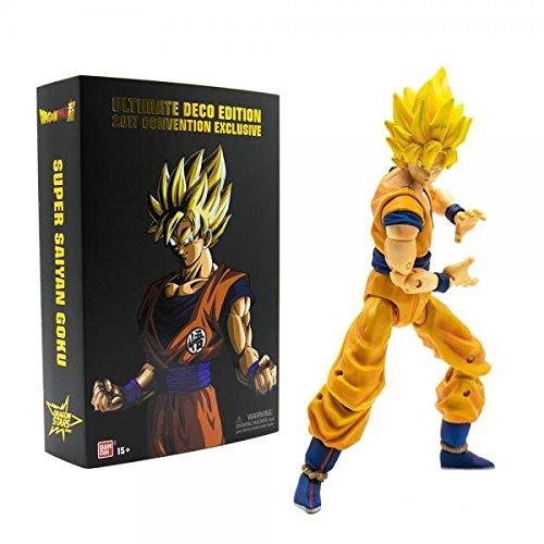 Sdcc Star (2017 SDCC Dragon Stars Super Saiyan Goku – Ultimate Deco Edition)