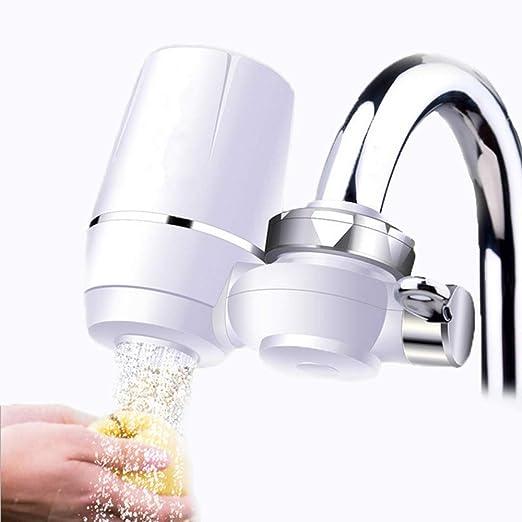 ALAN Filtro de Agua para Grifo, Purificador de Agua para Grifos de Cocina, Sistema de Filtración de Agua Domestico: Amazon.es: Hogar