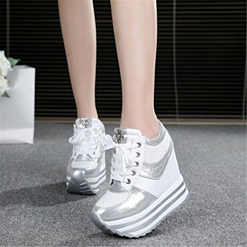 Shoes Robert shoes platform casual Fitness casual shoes women heels high wedge the White02 Westbrook casual shoes Woman P1qxPgwUH