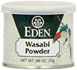 Kyпить Eden Wasabi Powder, 0.88-Ounce tins (Pack of 6) на Amazon.com