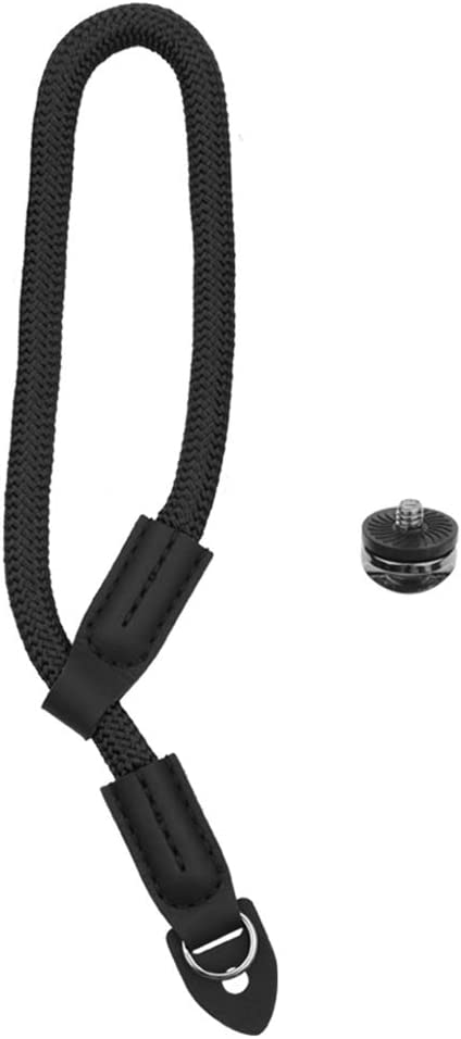 R jinxer Camera Safety Lanyard Hand Wrist Strap,for Climb Outdoor Sports Photography with 1//4 Screw Compatible with DJI Osmo Mobile 3//Zhiyun//Feiyu Cameras