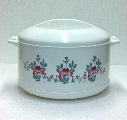 Cello CE-5.0L Chef Deluxe Hot-Pot Insulated Casserole Food Warmer/Cooler, 5-Liter
