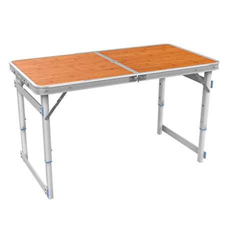 XING ZI Folding table X-L-H Mesa De Picnic Plegable Mesa ...