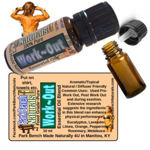 Work-Out Essential Oil Blend