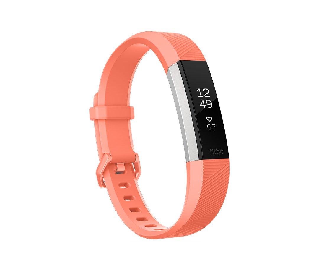 Amazon.com: Fitbit Alta HR, Fuchsia, Small (US Version
