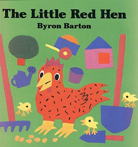 Little Red Hen Big Book (Big Red Farm)