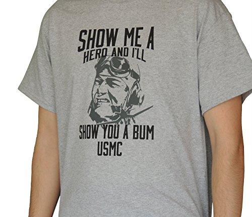 - US Marine Corps, VMF 214, US Marines Shirt,Show Me a Hero, Marine Shirt,