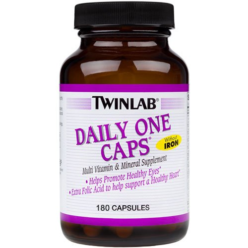 Twinlab Daily One Caps Without Iron 90caps