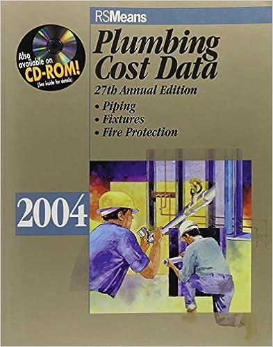 Plumbing Cost Data 2004 (Means Plumbing Cost Data)