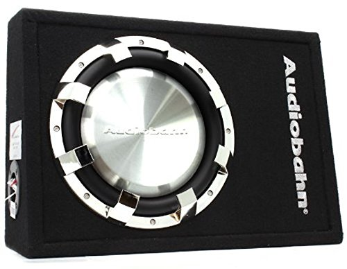 Audiobahn ABS10H 10-Inch Shallow Mount Enclosure