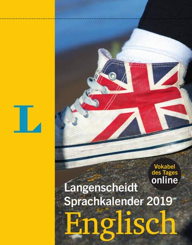 Langenscheidt Sprachkalender 2019 Englisch - Abreißkalender
