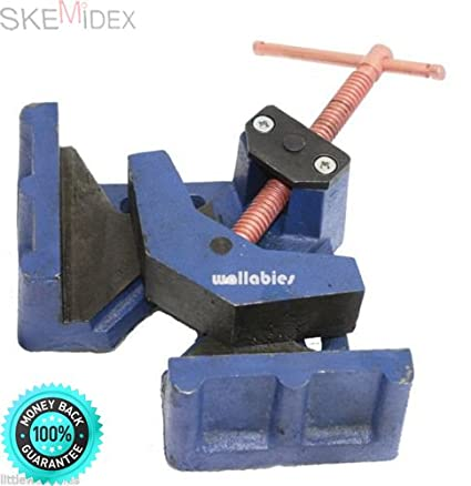 Skemidex 2 1 2 Jaw Welder Molding Welding Angle Corner Clamp