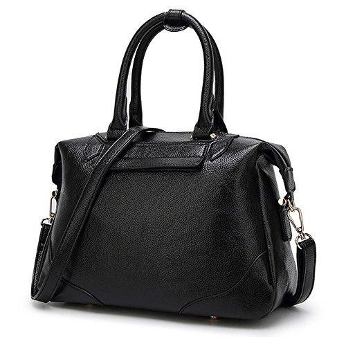 35cm Eysee 35cm Noir pour noir 15cm Pochette femme noir xwYqHwS6