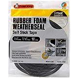 """Frost King R734H Sponge Rubber Foam Tape 3/4"""" W X"""