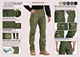 AKARMY Men's Waterproof Hiking Pants,Tactical