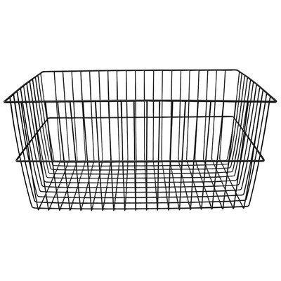 Beam Utility Basket Size: 12'' H x 24'' W x 14.25'' D by Omnimed