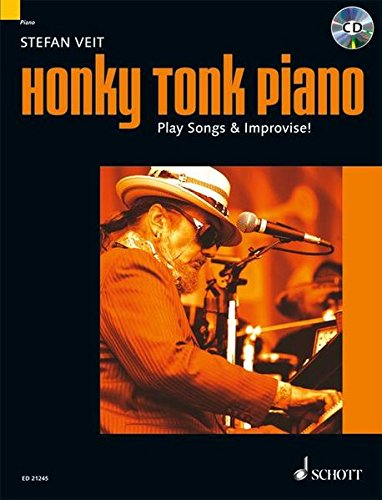 (Honky Tonk Piano )