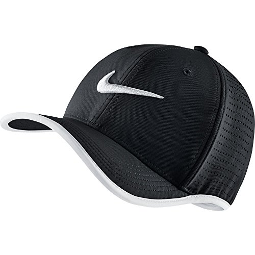 picture of Men's Nike Vapor Classic 99 Training Hat Black/White Size One Size