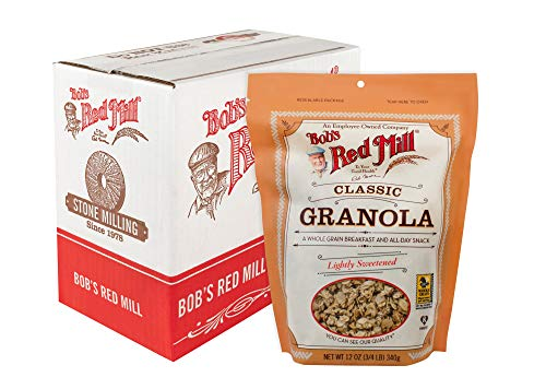 (Bob's Red Mill Resealable Classic Granola, 12 Oz (4 Pack))