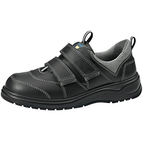 Abeba - Calzado de protección para hombre Negro negro 43 EU