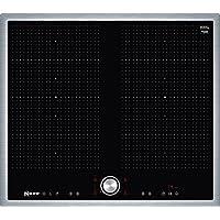 Neff TBT5660N / T56BT60N0 / Autarkes Kochfeld / Induktion / 60cm / TwistPad Flat / 2x Flexzone