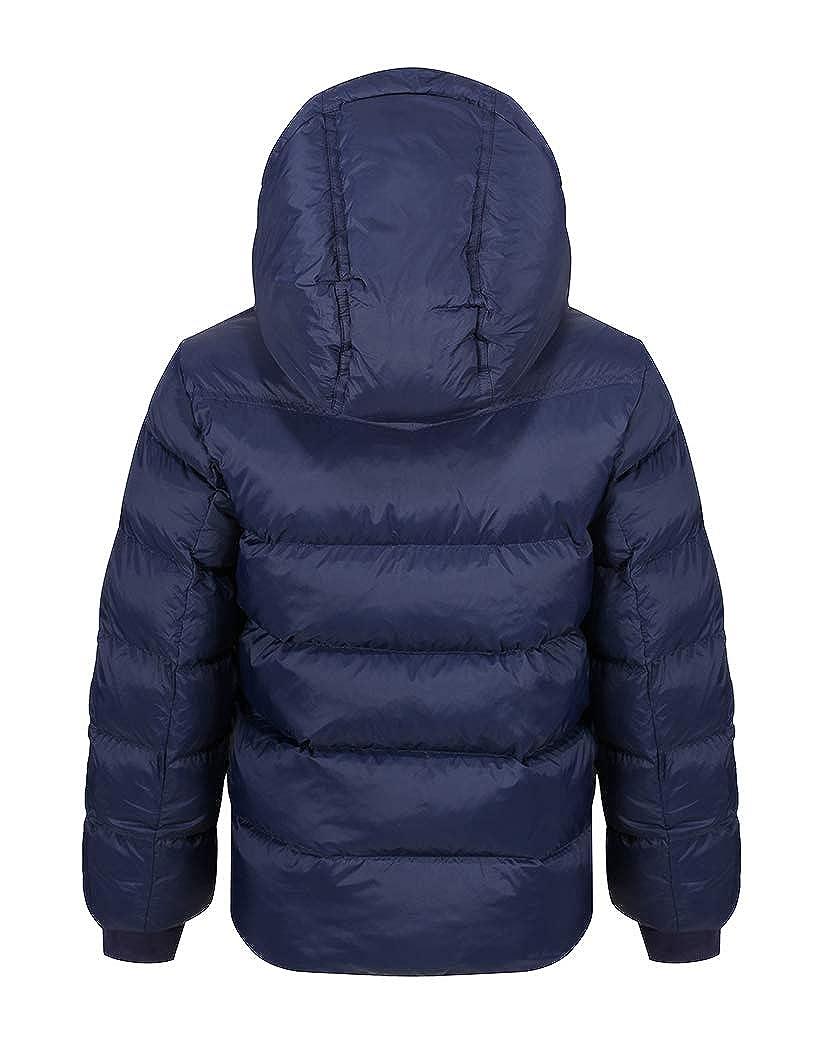 GANT The Alta Padded Boys Jacket Medium Evening Blue