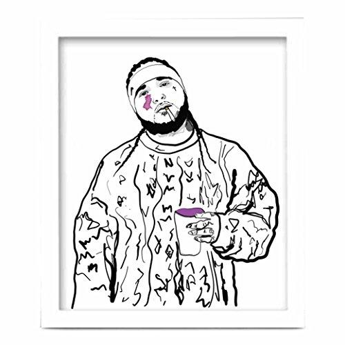 Asap Yams A$AP Mob Art Poster