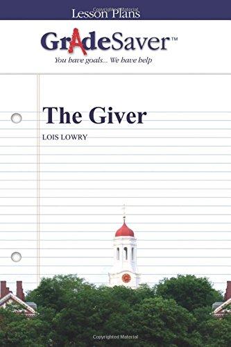 The Giver Sameness