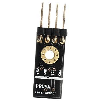 Baoblaze Monitor de Pause de Sensor de detección de filamento para ...