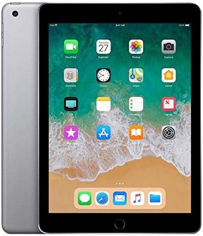 "Cellular 9.7/"" Space Gray Wi-Fi Unlocked Apple iPad 5th Gen 2017 32GB R-D"