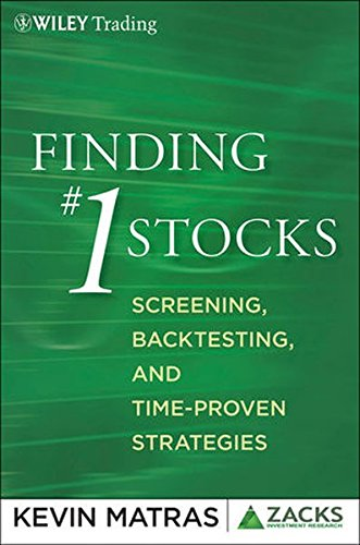 Finding #1 Stocks: Screening, Backtesting and Time-Proven (Screen Finding)