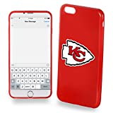 Forever Kansas City Chiefs iPhone 6/6s TPU Silicone Soft Protective Slim Case
