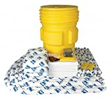 Brady SPC 95 Gallon Overpack Oil Only Spill Drum.