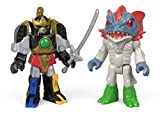 Fisher-Price Imaginext Power Rangers Thunder Megazord & Pirantishead