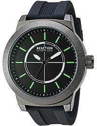 Kenneth Cole REACTION Men's 10030943 Sport Analog Display Japanese Quartz Grey Watch