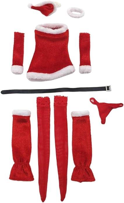 Kumik Hot Toys TBLeague Female Black String Bikini Set 1//6 Scale Phicen