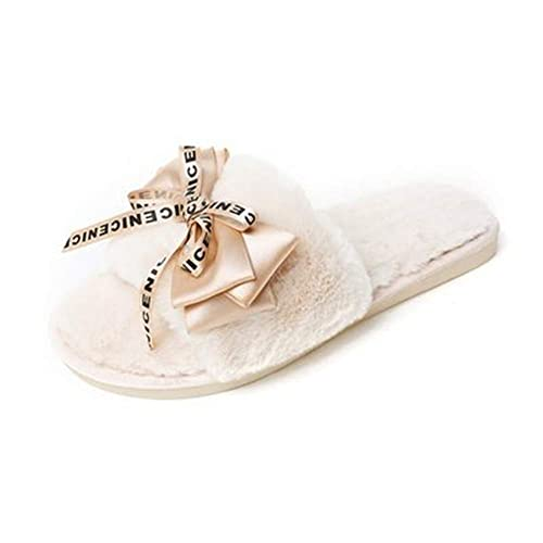 0a2c839af Unparalleled beauty Cute Bowknot Sandals Slippers