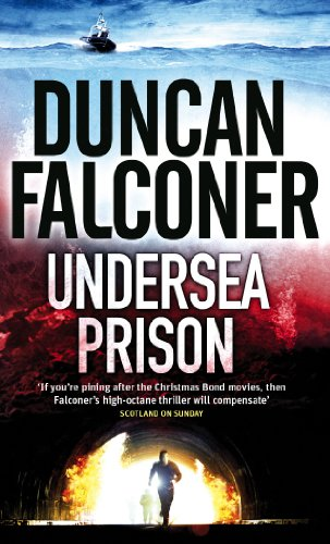 book cover of Undersea Prison