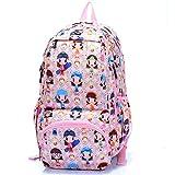Bag / cartoon Harajuku shoulder bag / backpack male and female students-8