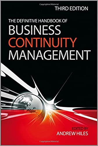 Business Continuity Management  Global Best Practices   th Edition