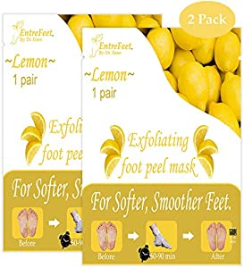 Sweepstakes: Dr. Entre's Exfoliating Foot Peel Mask...