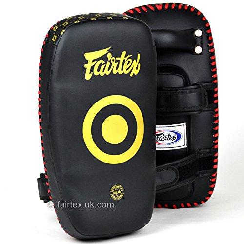 Fairtex KPLC5 Light Weight Thai Pads por Fairtex