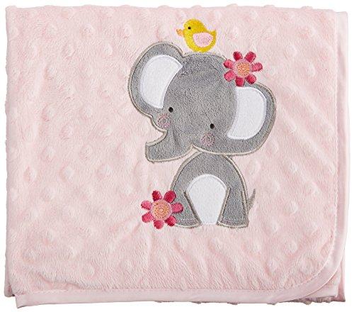 Nuby Raised Textured Cuddly Blanket