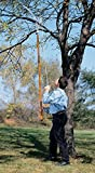 Long Handled Tree Pruner,Fiskars Tree Pruner,Power-Lever Extendable Tree Pruner,Hand Pruner-14 Foot.