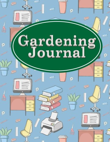 Gardening Journal: Garden Journals, Kitchen Garden Planner ...