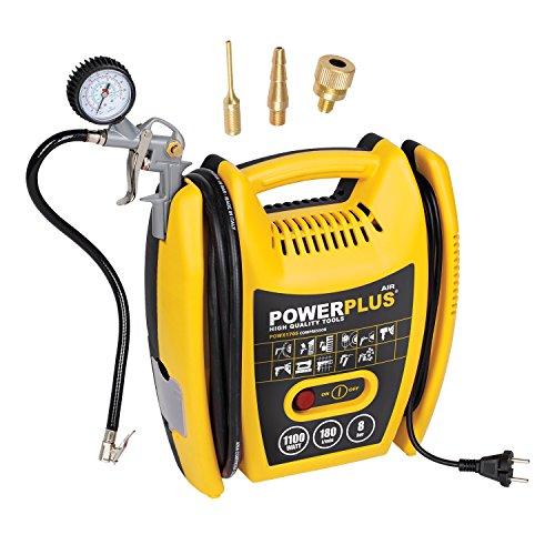 Varo ölfrei Druckluft Qualitäts Kompressor mit 8 oder 10 bar Maximaldruck und verschiedene Tankgrößen 6 - 50 Liter