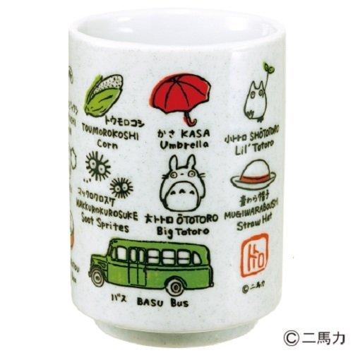 If teacup My Neighbor Totoro