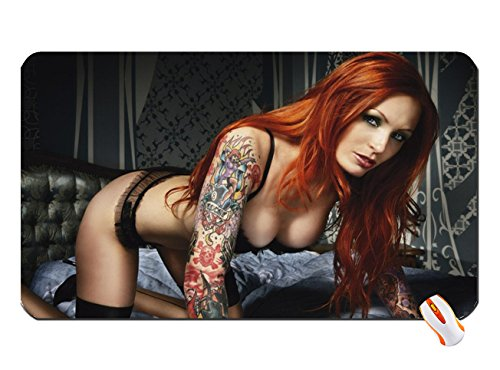 women-redheads-anne-lindfjeld-big-mouse-pad-dimensions60x35x02-cm