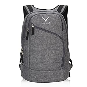 ShowRoom16 Durable School Backpack Laptop Computer Backpack Fits Most 17 Inch Laptops